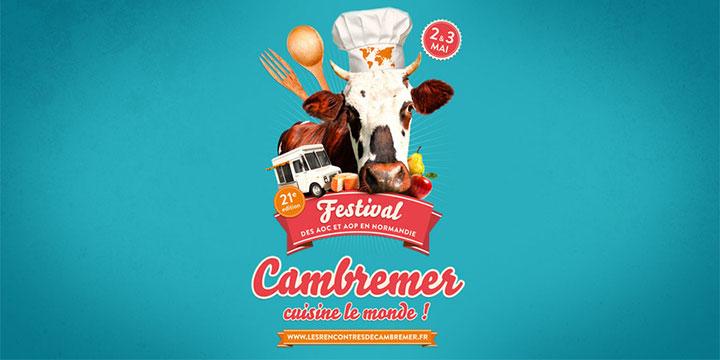 Le Festival des AOC de Cambremer (Calvados)
