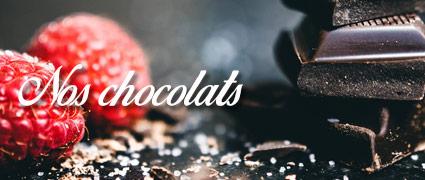 Découvrez tous nos chocolats artisanaux de Normandie