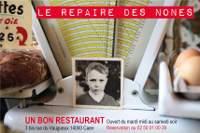 Restaurant Le Repaire des Nones Vaugueux Caen