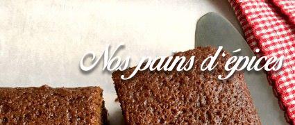 Découvrez nos pains d'épices de Normandie