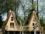 Hébergement insolite au coeur du parc zoologique de Cerza près de Lisieux