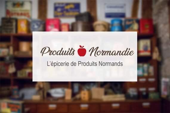 Le magasin produits-normandie, épicerie Normande