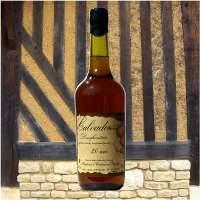 Calvados domfrontais AOC - alcool fin de Normandie