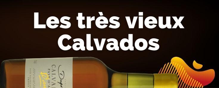 Les très vieux Calvados