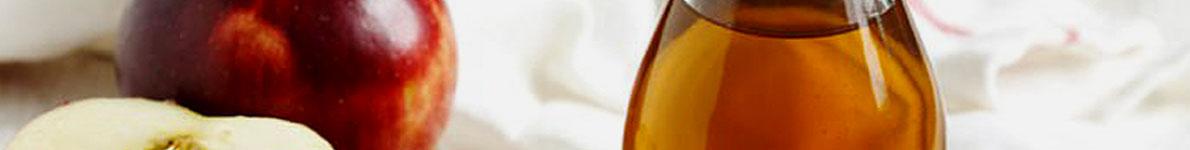 Vinaigre de cidre et condiment