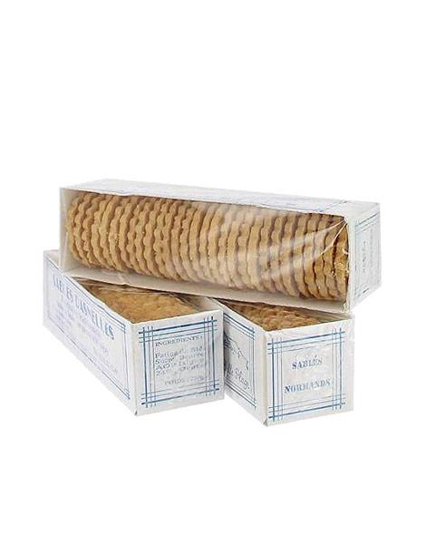 Découvrir tous les biscuits des sablés d'Asnelles