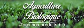 Les produits Normands issus de l'agriculture biologique